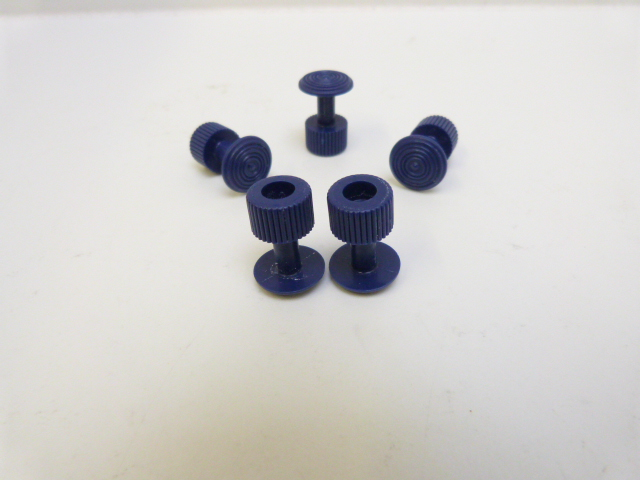 Set lijm-adapters 15mm blauw